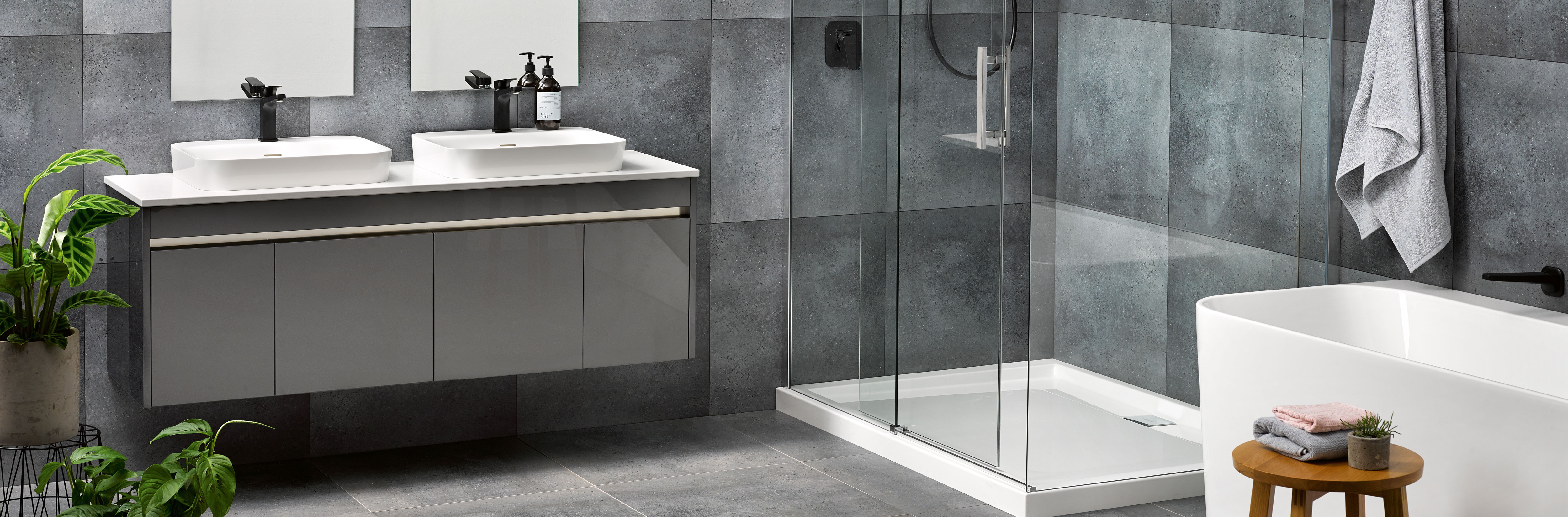 Athena bathrooms bathroomware designed for new zealand homes for Bathroom decor nz