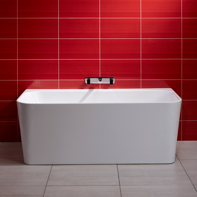 Contro Back to Wall Bath