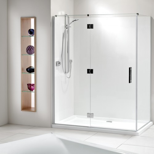 Lifestyle 1000x1600 2 Wall Flat Wall Shower - RRP $3960