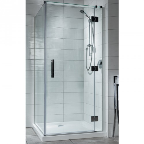 Lifestyle Tiled Wall Shower Athena Bathrooms