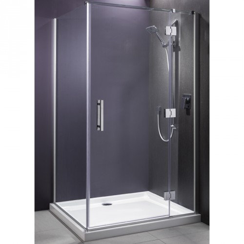 Lifestyle 1200x1000 2 Wall Tiled Wall Shower - RRP $3220