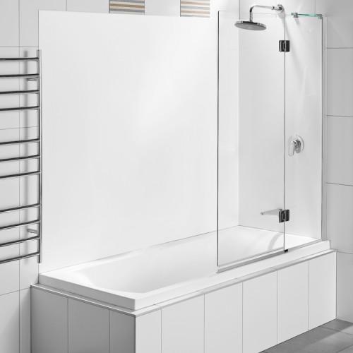 Allora Swing Panel Bath Athena Bathrooms