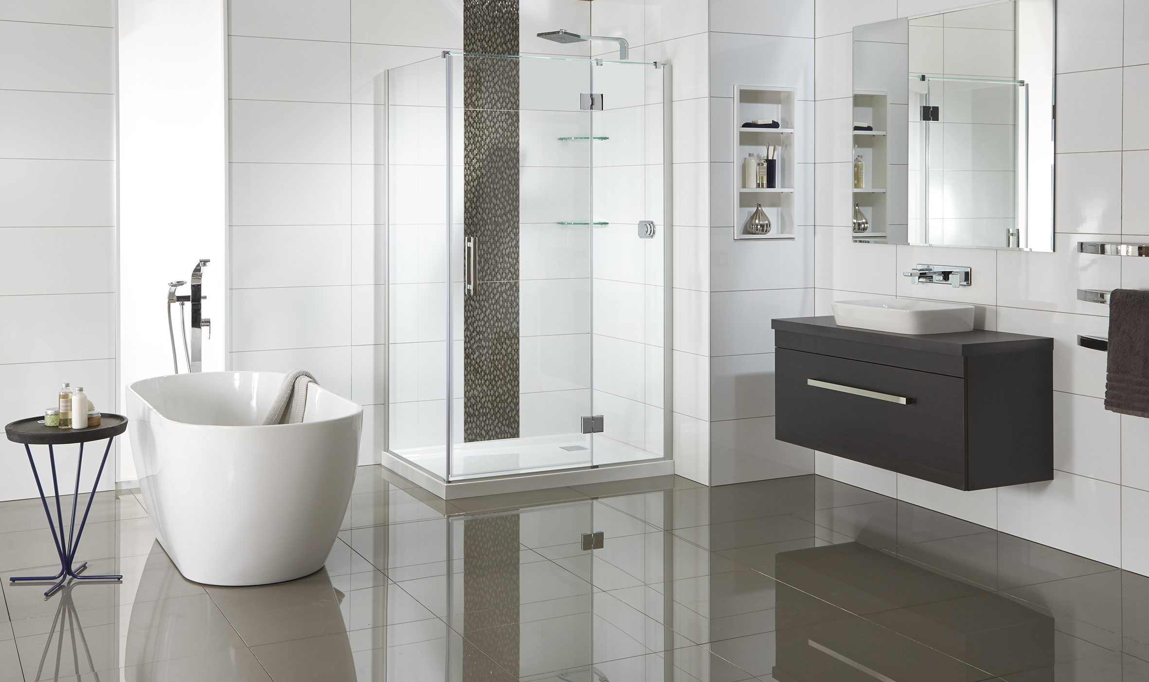 Designing your bathroom athena bathrooms for 2 bathroom