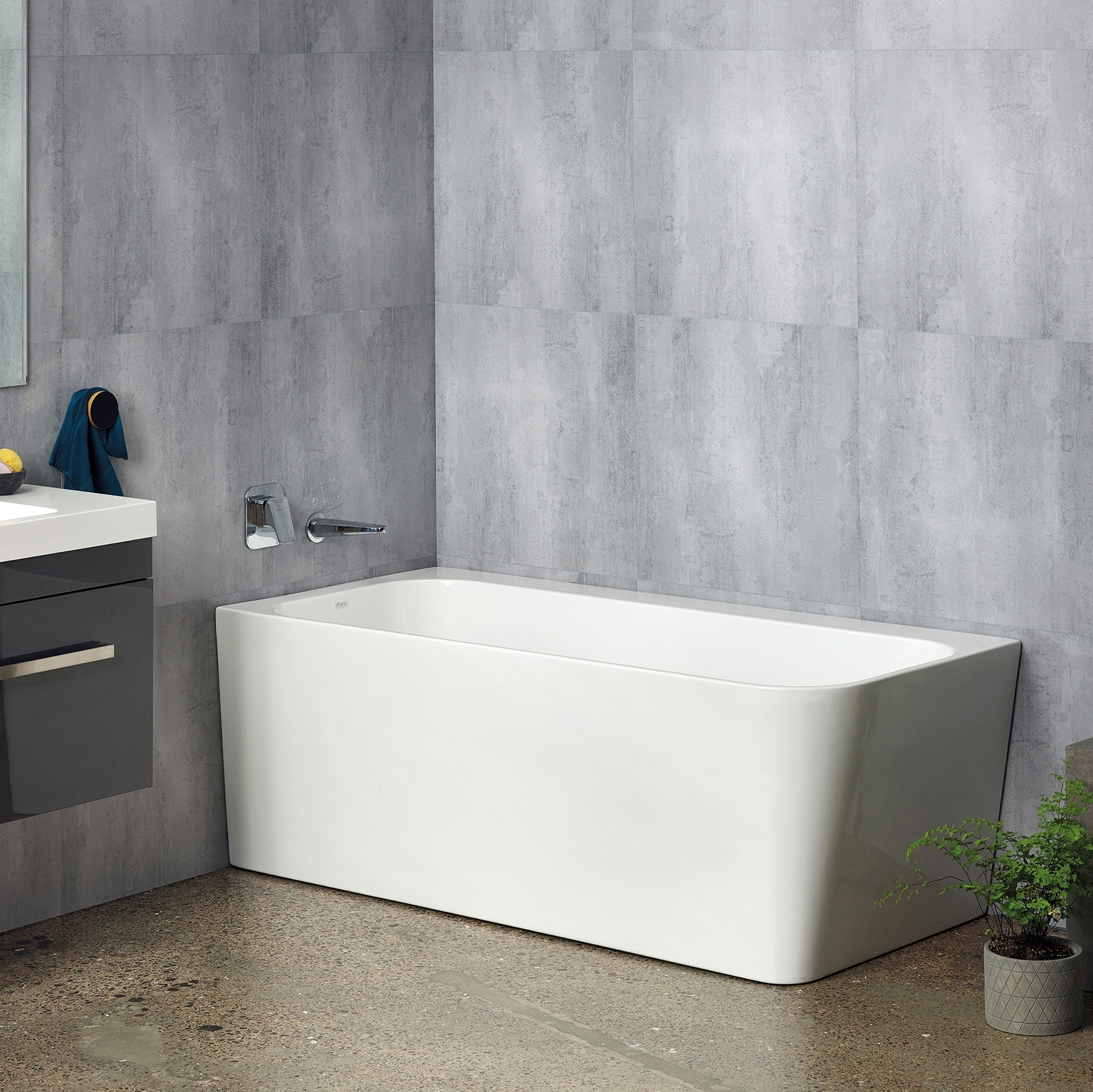 Contro bath athena bathrooms for 2 bathroom